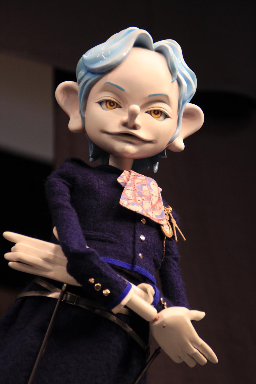 画像 : NHK人形劇「シャーロック・ホームズ」画像まとめ - NAVER ...